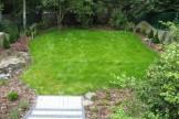 Projekt ogrodu w zabudowie szeregowej.